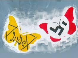 Juden-butterflies