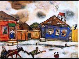 chagall shtetl