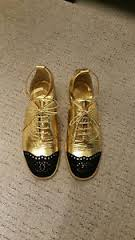 Chanel brogues