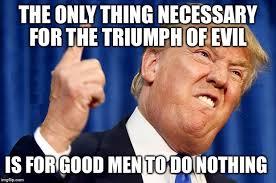 evil:trump